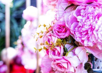 sass flowers