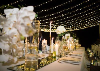 Night Lights Wedding